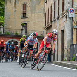 Årets upplaga av Giro d'Italia.