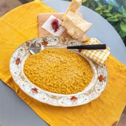risotto milanese recept av peter nordin