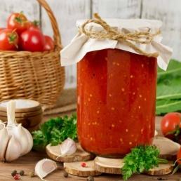 tomatsas marinara