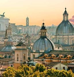 Tanti aguiri Roma!