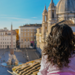 Gratis natt i rom
