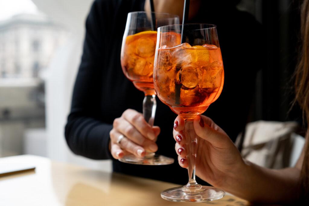 Tre drinkrecept - Villa Cardea Aperitivo