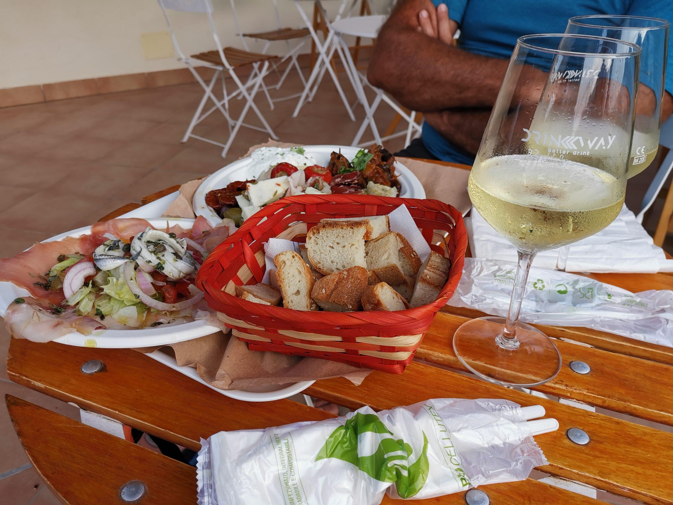 Peppes på Sicilien